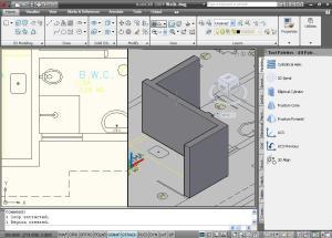 AutoCAD 2D para 3D